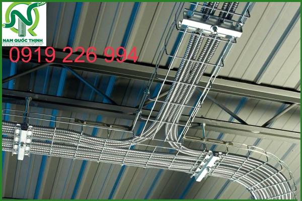 Ứng dụng máng lưới mạ kẽm nhúng nóng cao cấp