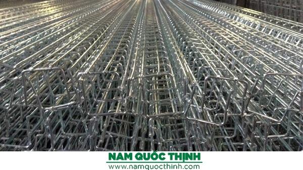 máng lưới inox NQT