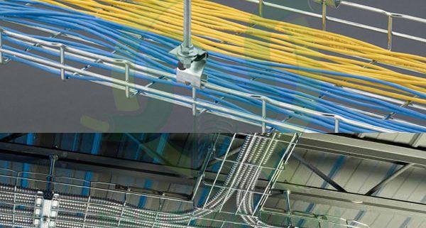 Máng lưới inox 304 bền