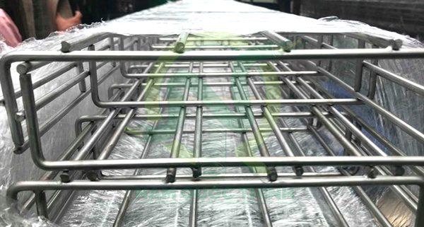 Máng lưới nhúng nóng