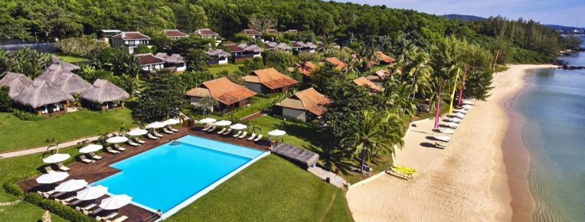 Nam Quốc Thinh cấp sản phẩm cho Chen sea Resort Phú Quốc