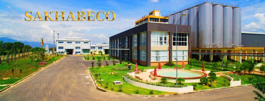 nhà máy bia Khánh Hòa