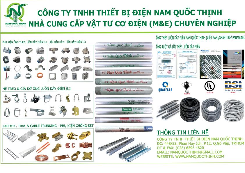 vật tư điện Nam Quốc Thịnh
