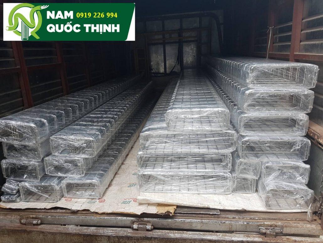 Máng lưới inox 304 loại 3m