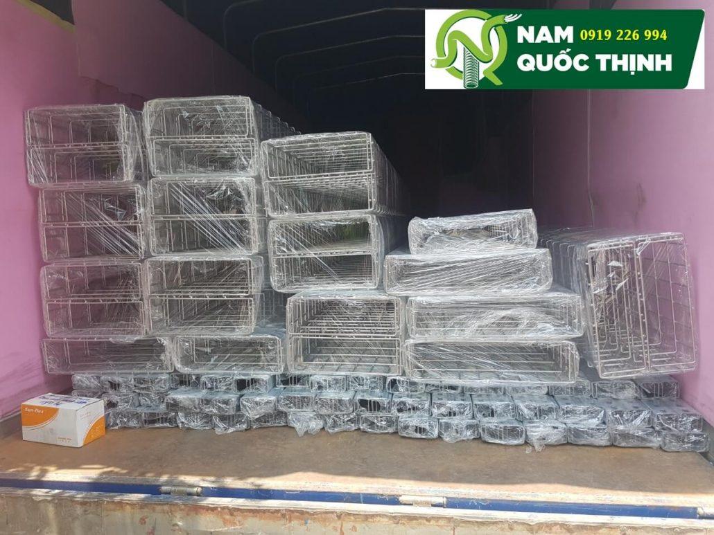 Máng lưới inox 304 loại lớn